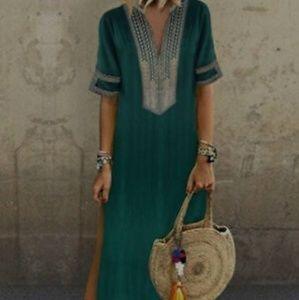Dresses & Skirts - New long boho dress